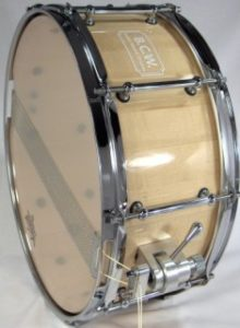 Maple Stave Shell Drum