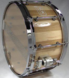 Oak Maple Stave Snare Drum