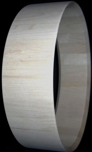 Maple Stave Shell